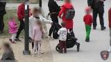 Dziecko zagubione na terenie Lunaparku na Zdrowiu! Chłopiec płakał
