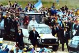 22 lata temu papież Jan Paweł II odwiedził Toruń. Zobaczcie zdjęcia z wizyty!