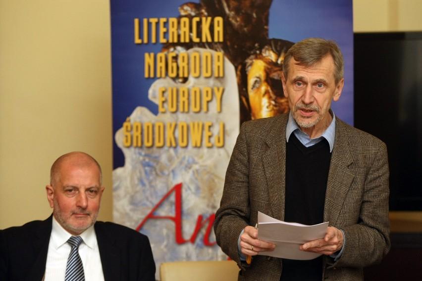 14 października Literacka Nagroda Europy Środkowej Angelus...