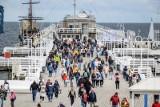 Ostatni majowy weekend w Sopocie. Tłumy spacerowiczów na molo i na Monciaku 29-30.05.2021