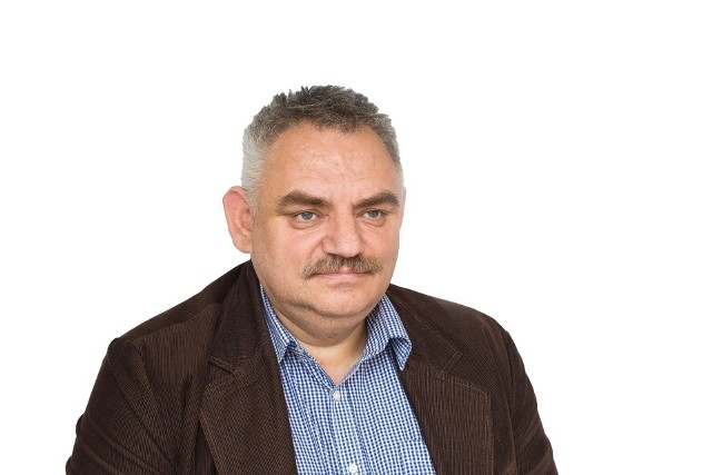 Zbigniew Marecki - dziennikarz Głosu Pomorza i GP24.