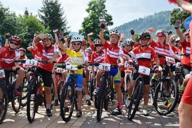 Nutella Mini Tour de Pologne w Szczyrku