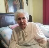 Pani Józefa z Mąkowarska, najstarsza mieszkanka gminy Koronowo, skończyła 104 lata