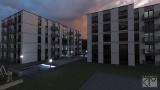 Przy ulicy Słowiańskiej w Jędrzejowie powstaną kolejne mieszkania. Budowa drugiego etapu inwestycji ruszy jeszcze w tym roku (WIZUALIZACJE)