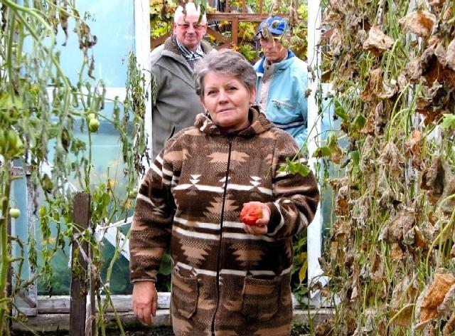 Martwimy się, że przez głupotę poprzednich władz ogródków działkowych, nasze ogrody umierają - mówi działkowiczka Taisa Wasiluk