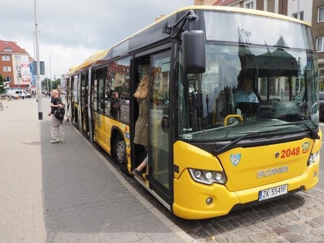 W rozkładzie jazdy MZK Koszalin od 12 lipca nastąpią kolejne zmiany.