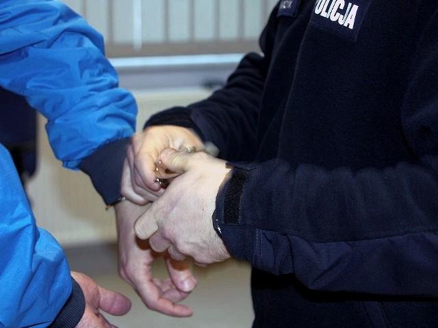 Mężczyzna został zatrzymany kilka godzin po napadzie