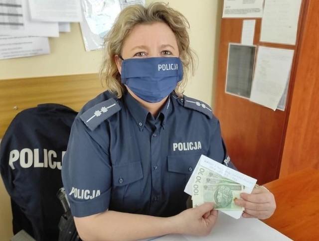 Słupska policja szuka właściciela świątecznego prezentu