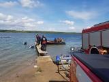 Od niedzieli trwają poszukiwania nurka w zbiorniku wodnym w gminie Ślesin. Na miejsce wysyłane są nowe jednostki