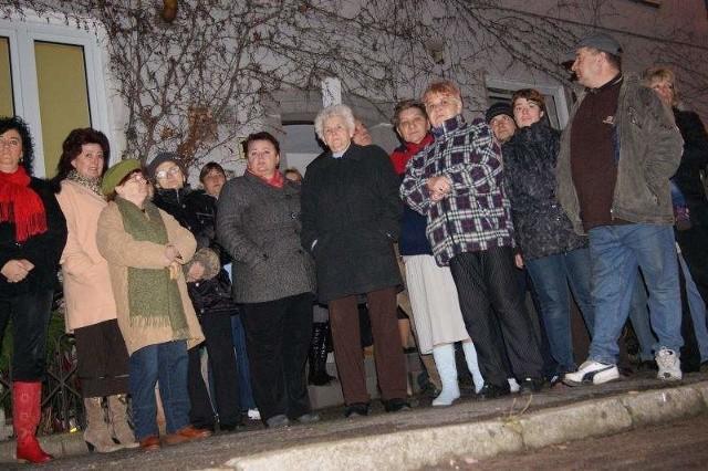 Mieszkańcy bloku przy ul. Libelta w GrudziądzuMieszkańcy bloku przy ul. Libelta donieśli do prokuratury na administrację domów