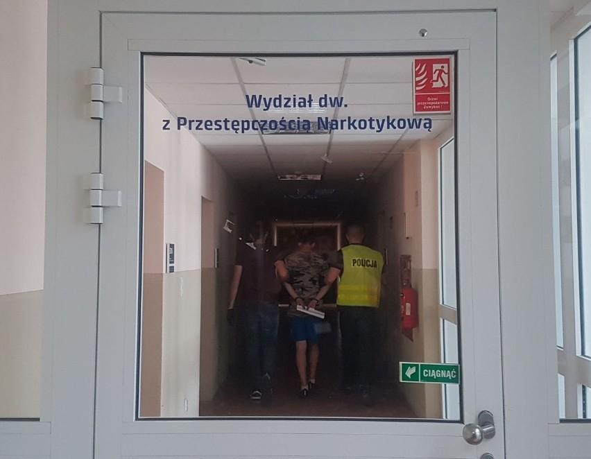 Wpadł kolejny diler z województwa lubuskiego