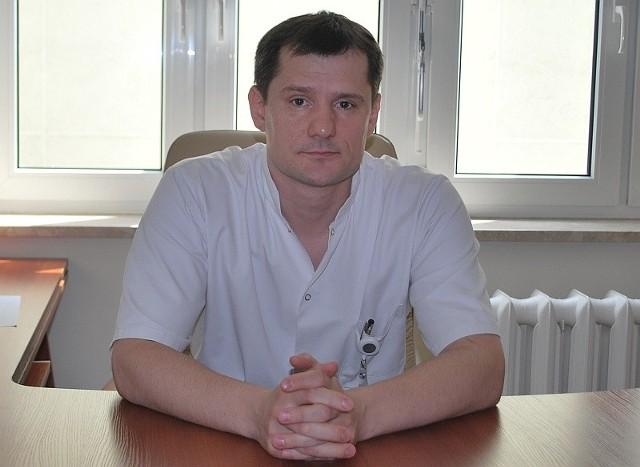 Dr Tomasz Szkółka
