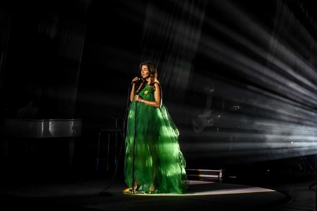 W poniedziałek Edyta Górniak wystąpiła w Gali Kobiety Kobietom