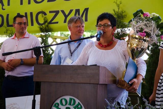 W ubiegłym roku najwięcej głosów spośród sołtysów otrzymała Lucyna Tkaczuk ze wsi Ogrodniki