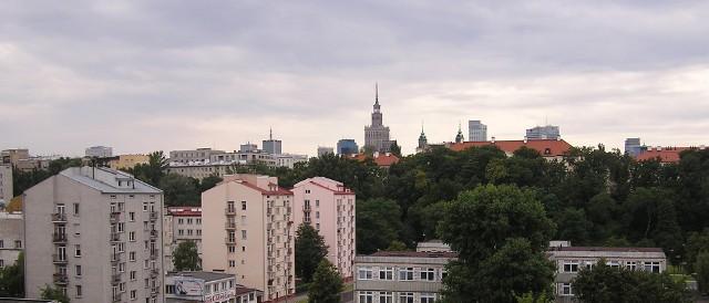 Panorama WarszawyCena mieszkania, nadal głównym kryterium przy wyborze