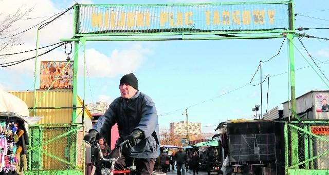 Miejski plac targowy przy ulicy Seminaryjskiej nie przestanie istnieć od 1 stycznia. Może się tylko zmienić jego zarządca.
