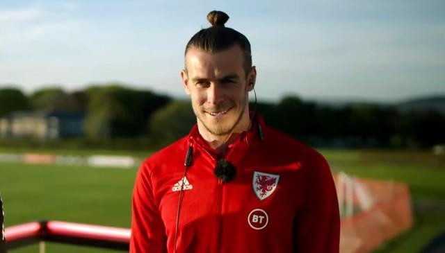Gareth Bale, gwiazda Walii