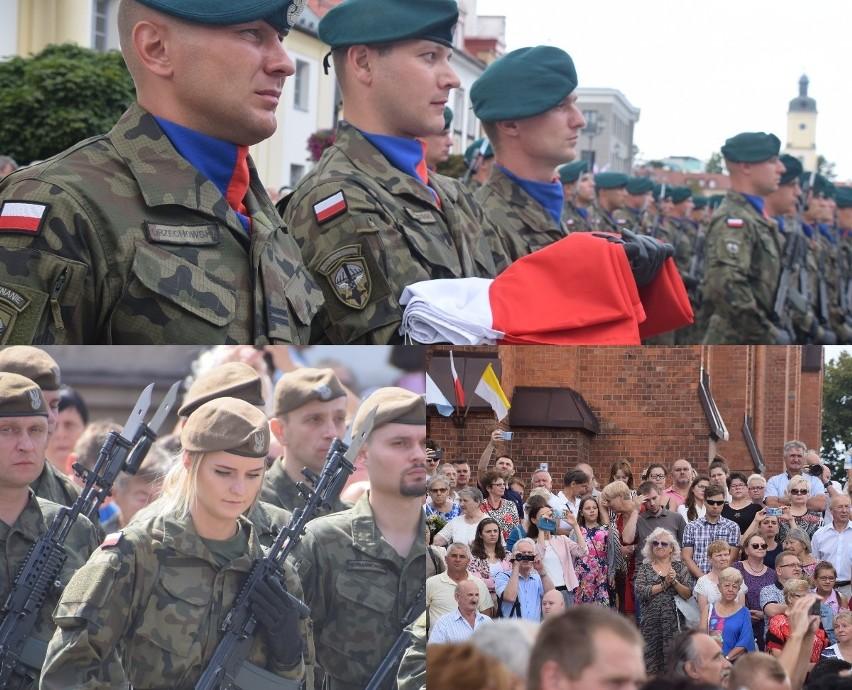 Święto Sił Zbrojnych Rzeczypospolitej Polskiej, obchodzone...