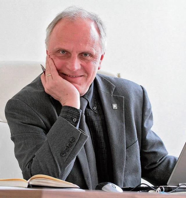 Prof. Jajszczyk od czterech lat zarządza Narodowym Centrum Nauki