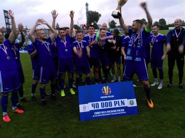 Regionalny Puchar Polski dla MKS Ruch Wysokie Mazowieckie