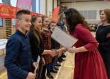 Blisko 440 uczniów z Gdańska odebrało stypendia za osiągnięcia sportowe za rok szkolny 2018/2019 [zdjęcia]