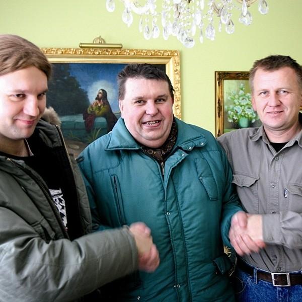 Będziesz prezydentem powiedział Czeczetkowicz do Krzysztofa Kononowicza - skończyło się na show - biznesie