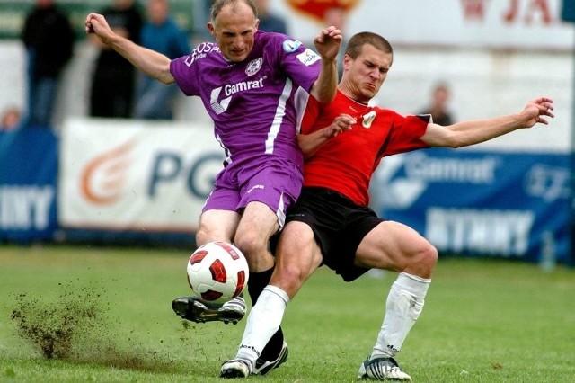 Robert Szalony w swojej karierze piłkarskiej grał też m.in. w Resovii i Czarnych Jasło.
