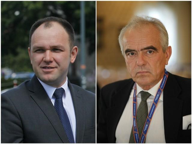 Tomasz Garbowski i Tadeusz Jarmuziewicz już ogłosili, że będą walczyć o stanowisko prezydenta Opola. Złamali prawo, które uważają za absurdalne, choć mieli wiele lat na to, żeby je zmienić.