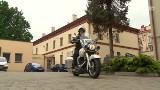 To jedyny taki policyjny motocykl w Polsce (video)