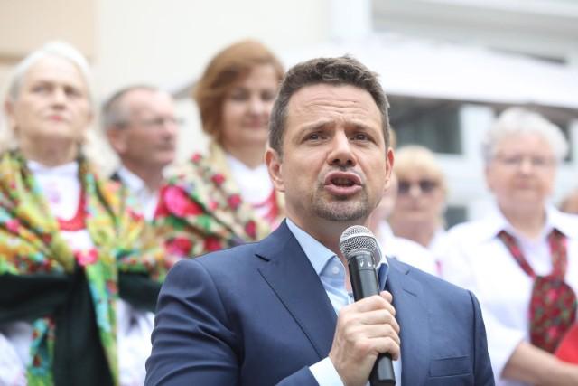 Rafał Trzaskowski zaprezentował program wyborczy