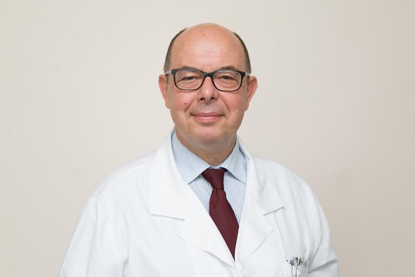 Prof. Krzysztof Zieniewicz, chirurg, transplantolog...