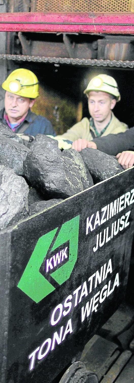 Kazimierz-Juliusz zakończył wydobycie w maju tego roku
