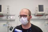 Bartosz Kudliński, kierownik szpitala tymczasowego w Zielonej Górze, będzie koordynatorem kierunku ratownictwo medyczne na naszej uczelni!