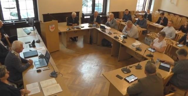 Czwartkowa sesja Rady Miejskiej w Miastku
