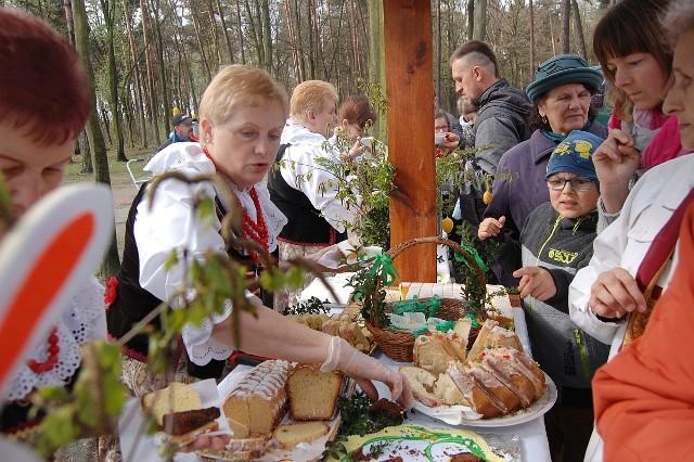 Jarmark Wielkanocny w Leszczynach pełen śląskich tradycji