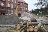 Kompleksowa modernizacja LO w Koronowie. Uczniowie nie poznają swojej szkoły [zdjęcia]