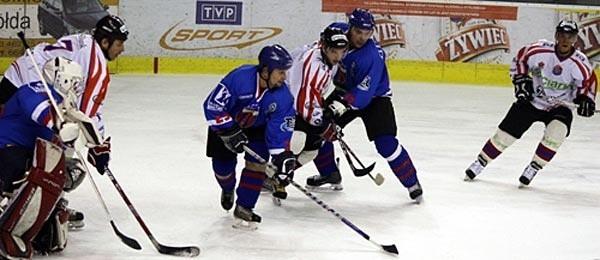 Wygrana nad Polonią 8-2 była dziewiątą z rzędu wygraną Ciarko KH Sanok.