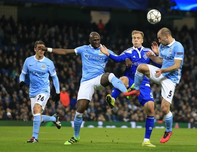 W zeszłej edycji Ligi Mistrzów Teodorczykowi było dane zagrać przeciwko Manchesterowi City