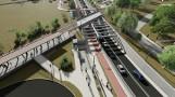 Plewiska: Powstanie tunel na Grunwaldzkiej pod torami. Jest decyzja środowiskowa, teraz czas na pozwolenie na budowę