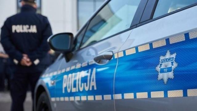 Policjanci wyznaczyli objazdy dla zablokowanej DK35.