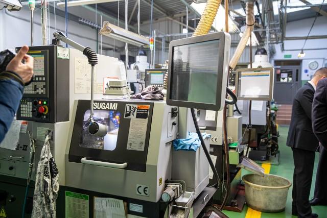 Firma ChM produkuje implanty i narzędzia medyczne