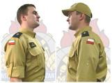 Nowe umundurowanie Państwowej Straży Pożarnej. To ubiór słubowy strażaków