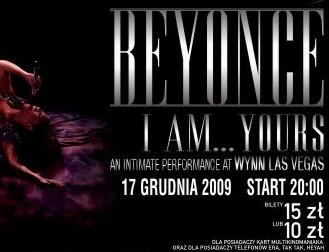 Do wygrania są dwie wejściówki na film z koncertu Beyonce na mmkoszalin.