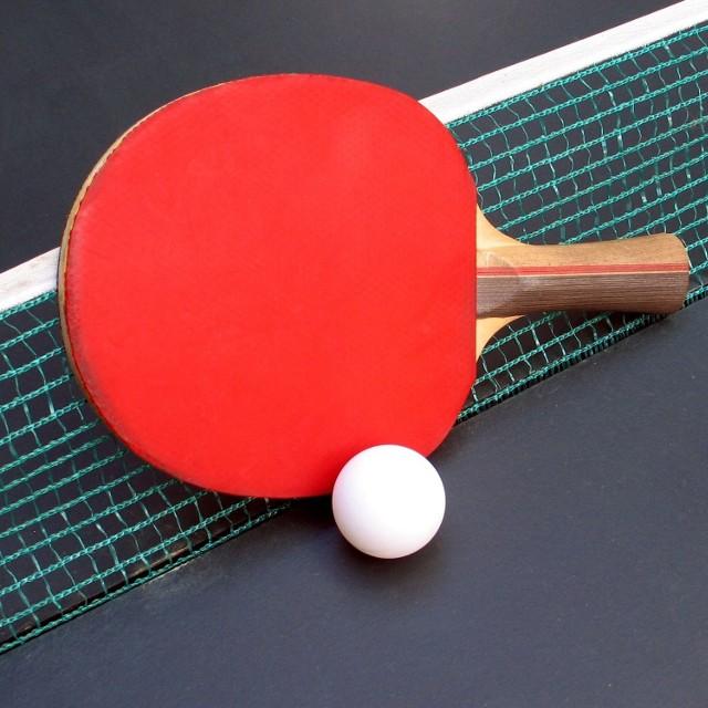 Turniej tenisa stołowego rusza w sobotę o godz. 10.00.