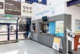 Na Dworcu Rataje będzie można korzystać z Punktu Obsługi Klienta - kupić bilet, doładować kartę PEKA, czy złożyć reklamację