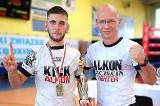 Mamy mistrza Polski w kickboxingu! Brawo Sebastian Samiła