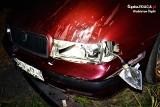 Wypadek w Godowie: zmarła potrącona 15-latka. Pijany sprawca jej nie pomógł i uciekł