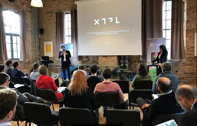 XTPL zaprezentował swój wynalazek dziennikarzom z całej Europy