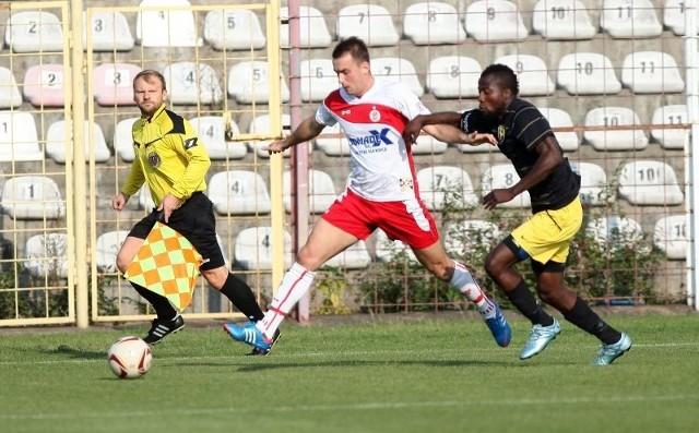 Piłkarze ŁKS czekają na nowego trenera i nowe boisko treningowe.