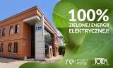 Inowrocławska drukarnia Totem.com.pl korzysta wyłącznie ze źródeł energii odnawialnej!
